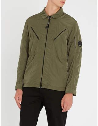 C.P. Company Logo-tab shell jacket