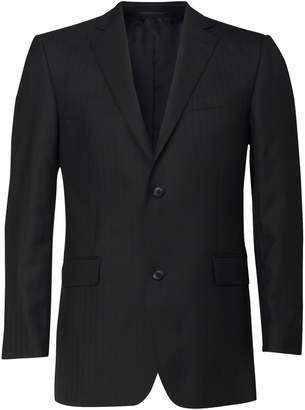 Linea Men's Formal single-breasted herringbone jacket