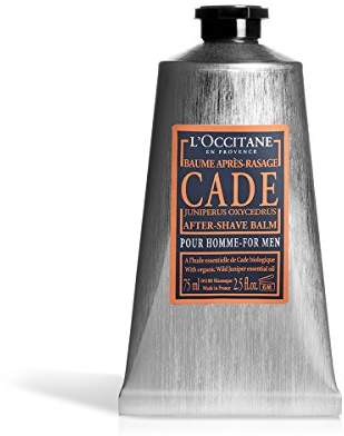 L'Occitane Soothing Cade After Shave Balm for Men with Shea Butter