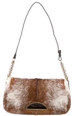 Christian Dior Ponyhair Malice Bag