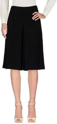 Kaos Knee length skirts