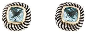 David Yurman Topaz Albion Earrings