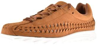 Nike Mayfly Woven Trainers Brown