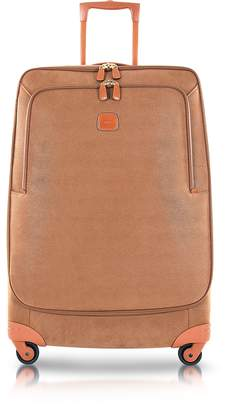 Bric's Life Camel Micro Suede Large Trolley
