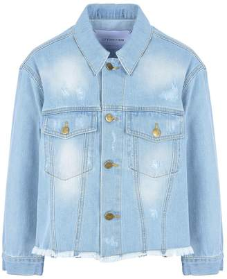LEO STUDIO DESIGN Denim outerwear - Item 42667269