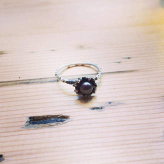 Michelle Oh Tahitian Pearl Ring