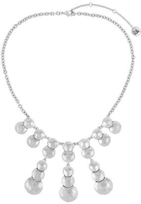 The Sak Layered Circles Frontal Necklace