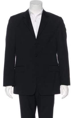 Paul Smith Three-Button Wool Blazer