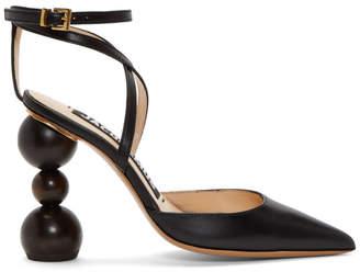 Jacquemus Black Les Chaussures Camil Heels