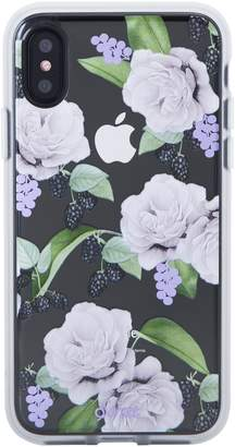 Sonix Floral Berry iPhone X & Xs Case