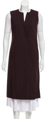 Calvin Klein Collection Wool-Blend Vest