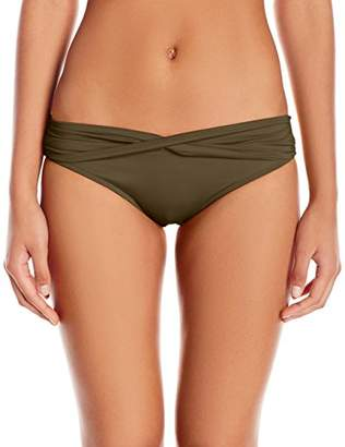 Seafolly Women's Twist Band Hipster Bikini Bottoms,UK (36 EU)