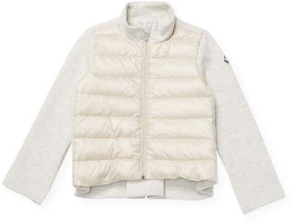 Moncler Maglia Quilted Down Jacket