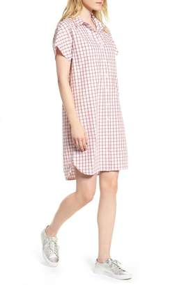Stateside Oxford Shirtdress