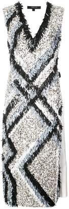Derek Lam Embroidered Shift Dress