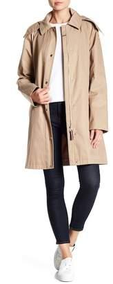 Tommy Hilfiger Packable Hood Raincoat