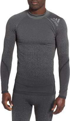 adidas Alphaskin 360 Seamless Long Sleeve T-Shirt