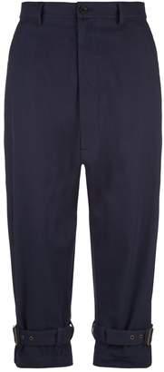 Vivienne Westwood Twill Samurai Trousers