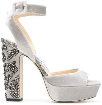 Jimmy Choo Juliet 120 platform sandals