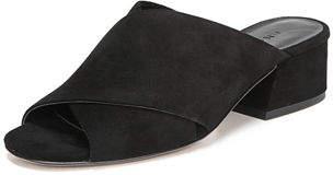 Vince Karsen Cross-Band Slide Sandal