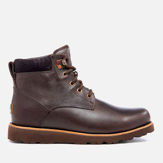at Allsole · UGG Men's Seton TL Waterproof Leather Lace Up Boots - Stout