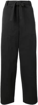 Sara Lanzi oversize tapered trousers