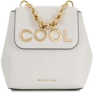 MICHAEL Michael Kors Mott extra-small embellished backpack