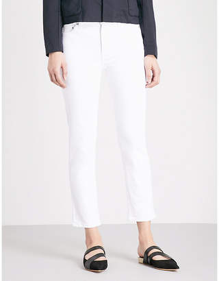 Citizens of Humanity Cara cigarette skinny high-rise jeans