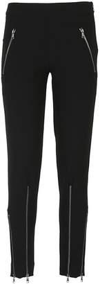 Moschino Zip Detail Leggings