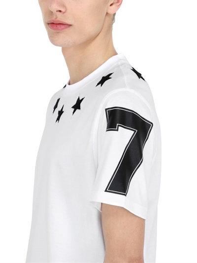 Cuban Star Patches Jersey T-Shirt 11