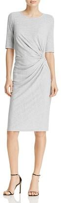 Vero Moda Sachi Knot Waist Tee Dress $45 thestylecure.com