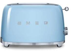 Smeg 2-Slice Toaster TSF01SSUS