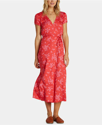 Billabong Juniors' Printed Midi Dress