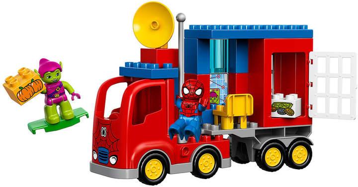 Spider-Man Spider Truck Adventure LEGO Duplo Playset