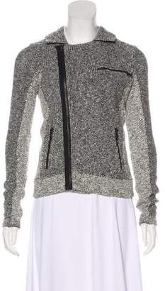 Rag & Bone Bouclé Zip-Up Jacket