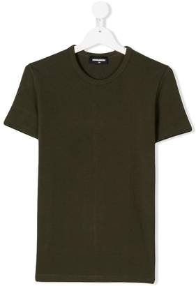 DSQUARED2 TEEN slim fit T-shirt
