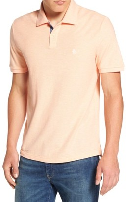 Men's Original Penguin Daddy Pique Polo $55 thestylecure.com