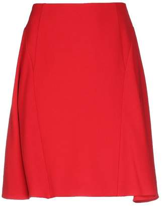 Moschino Cheap & Chic MOSCHINO CHEAP AND CHIC Knee length skirt