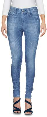 S.O.S By Orza Studio Denim pants - Item 42679115GQ