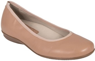 Earth Earthies Leather Slip-On Flats - Ennis