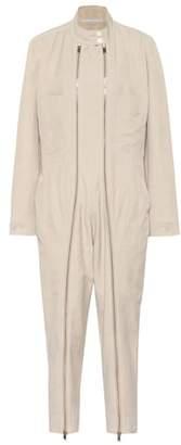 Stella McCartney Alma cotton-blend jumpsuit
