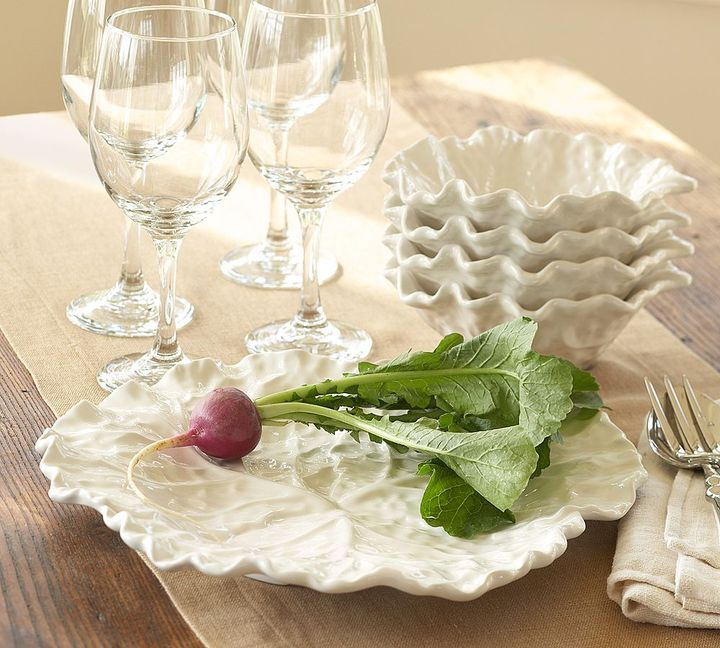 Cabbage Serving Platter