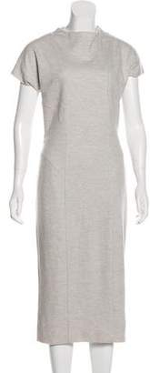 Amanda Wakeley Jersey Midi Dress