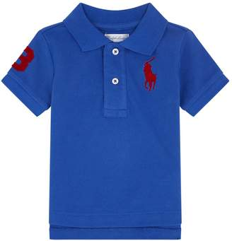 Polo Ralph Lauren Polo Shirt Playsuit