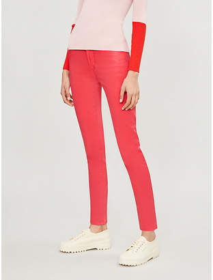 A Gold E AGOLDE Sophie skinny high-rise jeans
