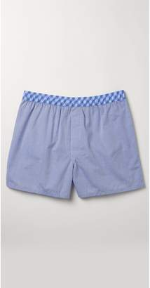 J.Mclaughlin Boxers in Fineline Stripe