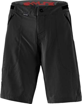 Lee Troy Designs Skyline Solid Shell Mens Bicycle Shorts USA