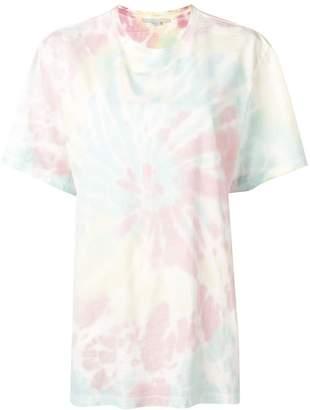 Stella McCartney tie dye print T-shirt
