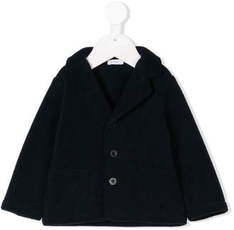 Il Gufo notched collar jacket