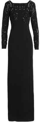 Murad Zuhair Embellished Floor-Length Gown